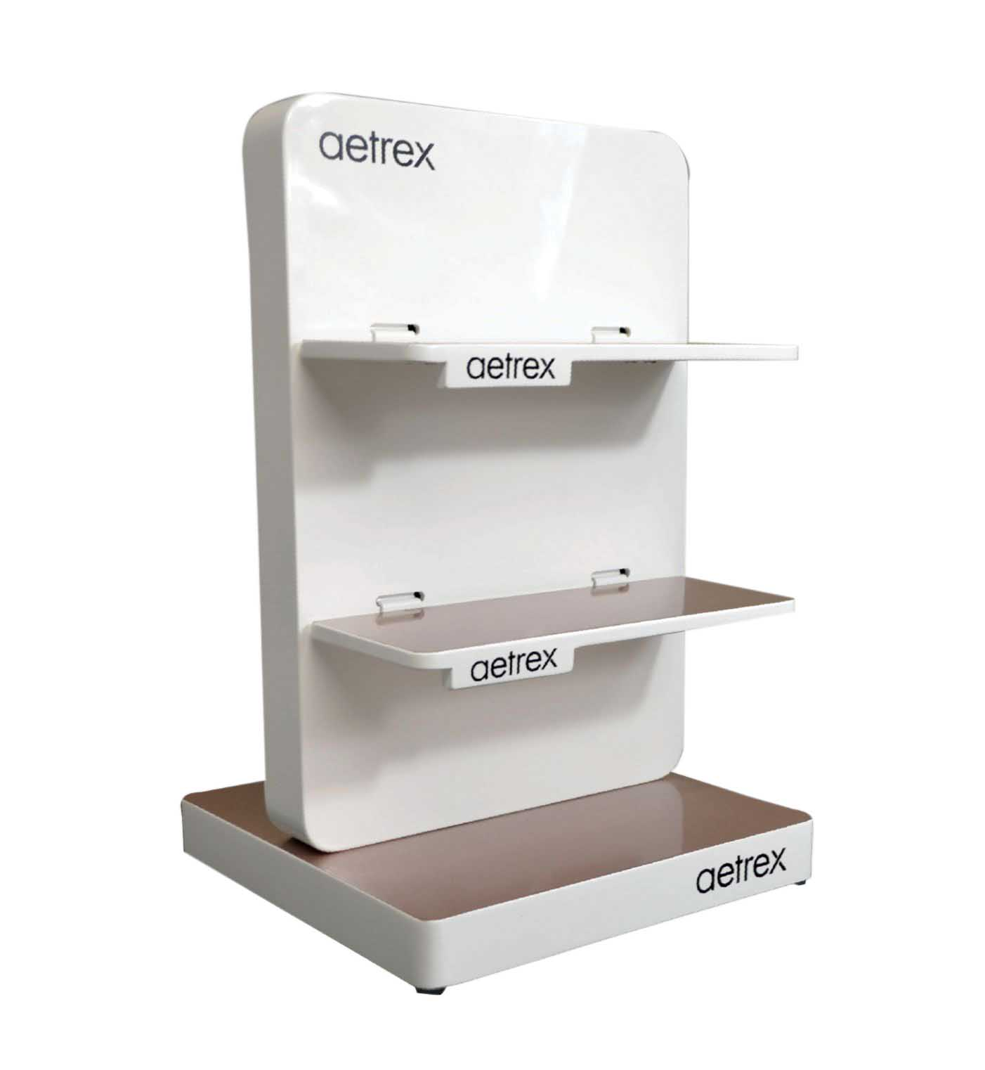 Footwear Aetrex Table Top Display