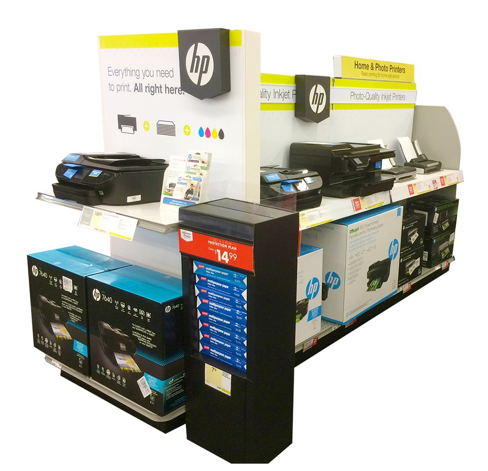 Home & Office In Aisle Printer Retrofit